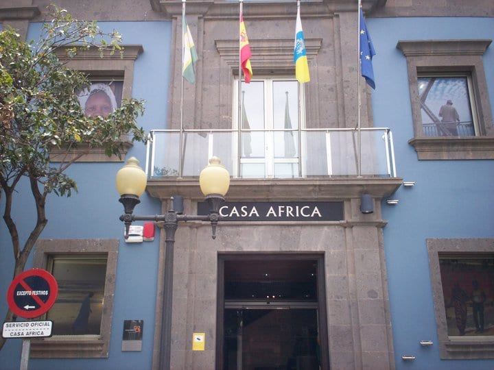 Casa africa discover africa in las palmas de gran canaria - Casa activa las palmas ...