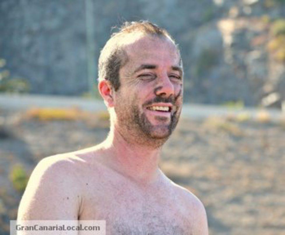 Matthew Hirtes aka Mr Gran Canaria Local