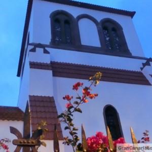 The Ciudad Jardin's Holy Trinity Church