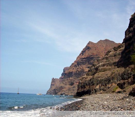 Playa de GuiGui Grande