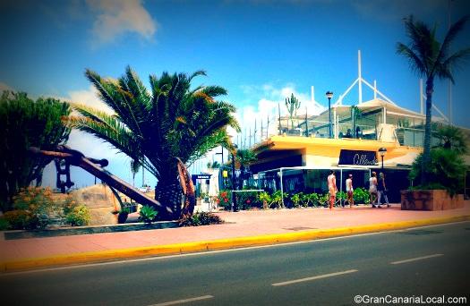 El Muelle Deportivo's CC Sotavento