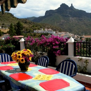 All things bright and beautiful at Casita Nublo, Tejeda