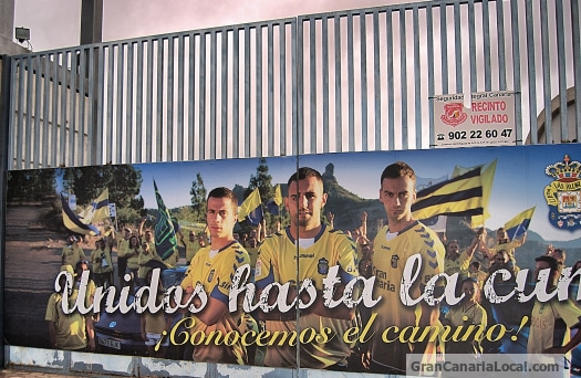 UD Las Palmas know the way to the top