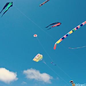 Festival de cometas Las Palmas de Gran Canaria boasts some high flyers