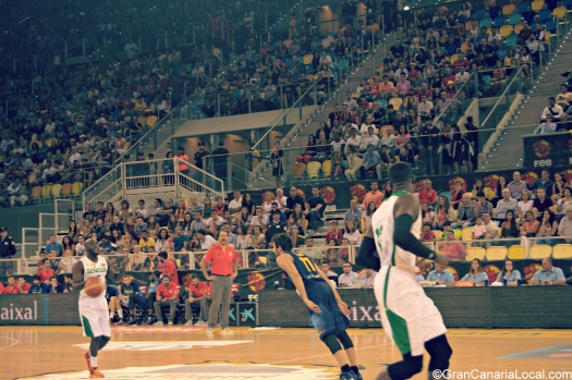 The Gran Canaria Arena recently hosted a friendly between Spain and Senegal
