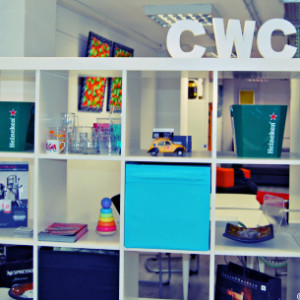 The CoWorking Canarias office is lovingly designed