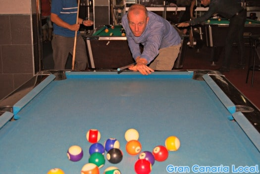 Pool Fiction is a must-stop on a night out in Las Palmas