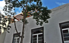 The exterior of Las Palmas de Gran Canaria's The House