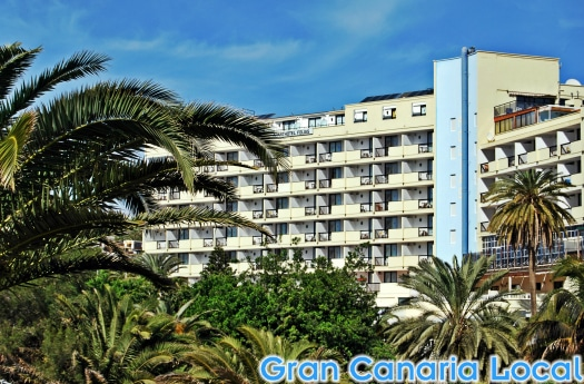 The original south Gran Canaria hotel, San Agustín's Aparthotel Folias