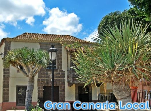 La Casa de los Quintana, one of Guía's iconic buidings