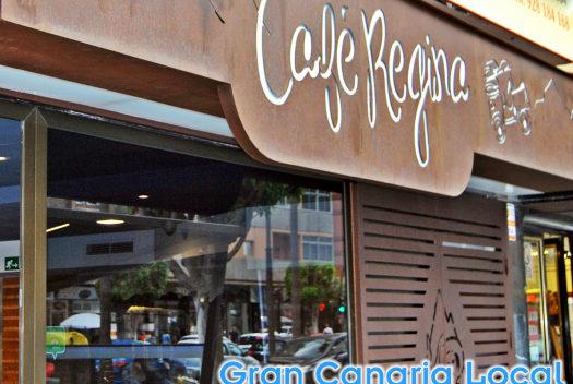Café Regina is one of Mesa y López's newest cafes
