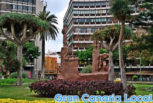 Plaza de España aka Plaza de la Victoria in Mesa y López