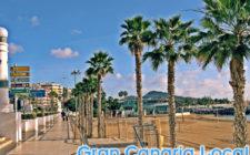 Alcaravaneras beach, Las Palmas de Gran Canaria