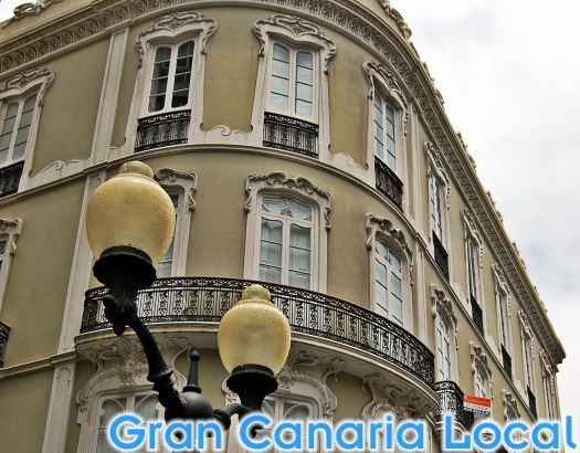 Triana, Las Palmas de Gran Canaria at its most central
