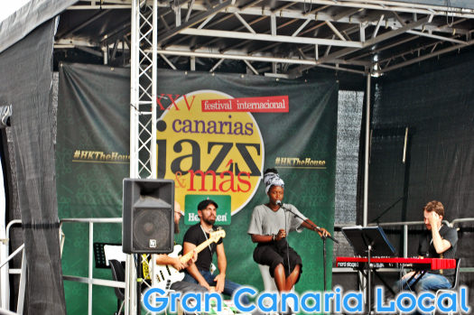 Patax, one of Canarias Jazz's success stories in 2016