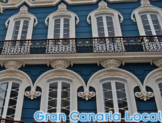 Triana, home to Las Palmas de Gran Canaria's most desirable residences