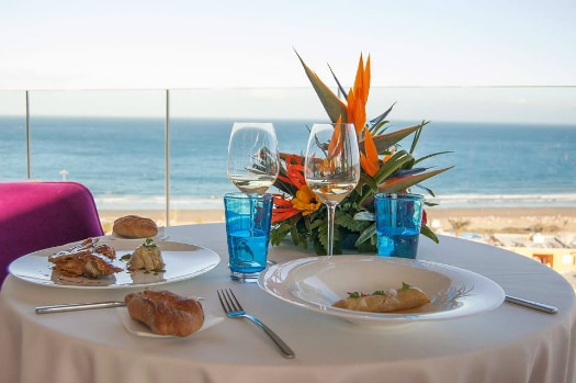 Gran Canaria restaurants don't get much finer than 360º
