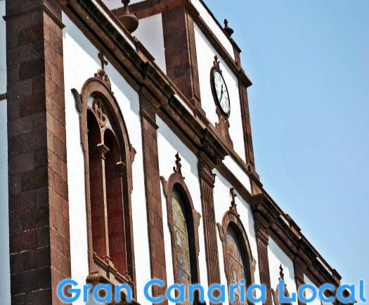 Agaete parish church