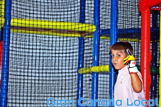 Looking for venues for kids' birthday parties in Gran Canaria? How about the capital's Gymkana?