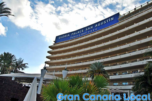 One of the finest Gran Canaria hotels is Gloria Palace San Agustín
