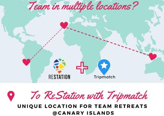 ReStation has set up some business relationships.
