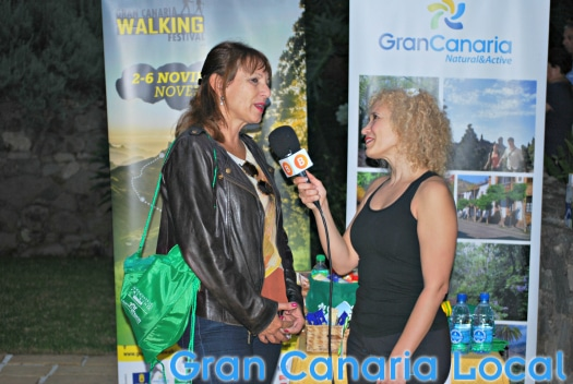 Gran Canaria Walking Festival 2016 on film