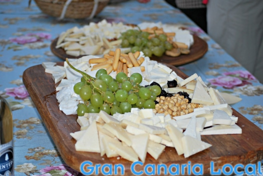 Gran Canaria Walking Festival 2016 refreshments