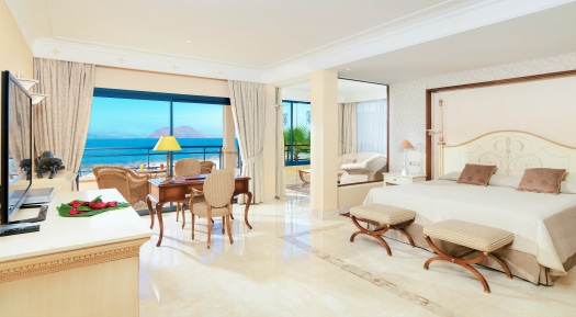 An Atlantic Suite at Gran Hotel Atlantis Bahía Real