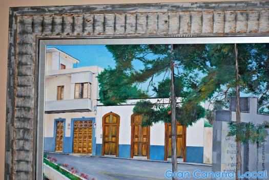 Casa Los Oliva art