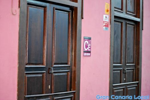 Outside at Casa Los Oliva