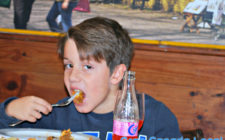 Gran Canaria Local Junior at Pizzeria Caminito