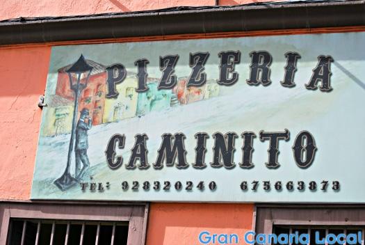 Pizzeria Caminito exterior