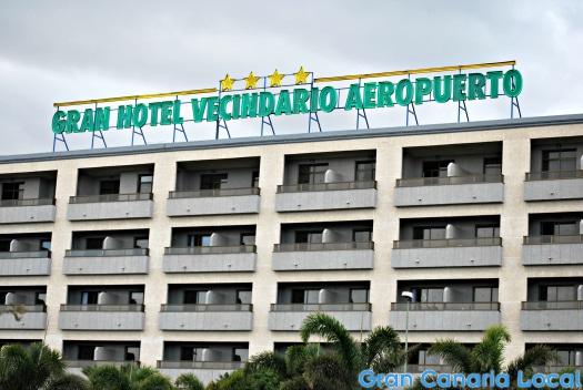 Elba Vecindario Aeropuerto