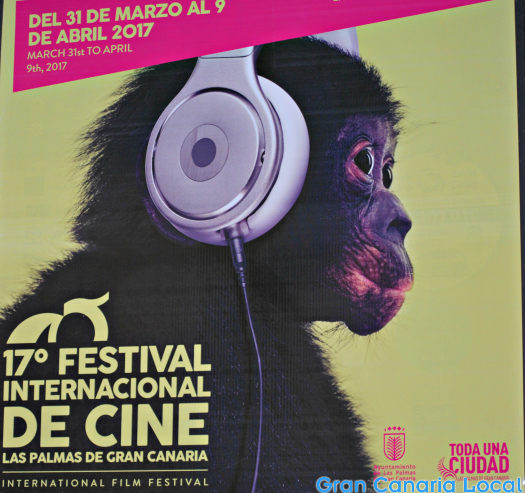 A LPA Film Festival promotional poster