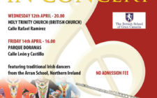 The forthcoming Kellswater Flute Band and BSGC concerts