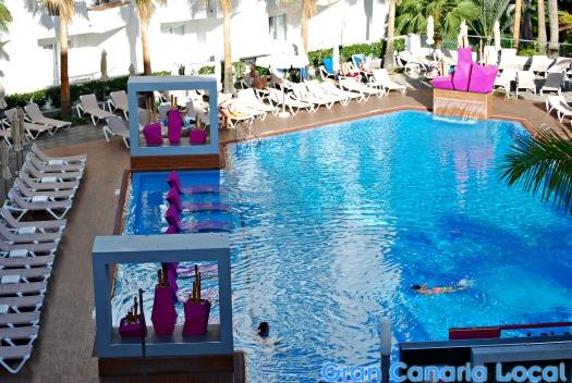 Riu Don Miguel swimming pool