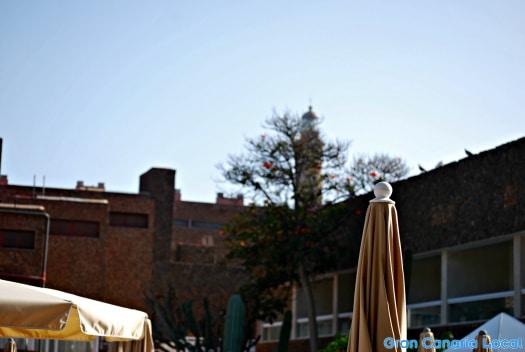 Riu Palace Oasis Faro view