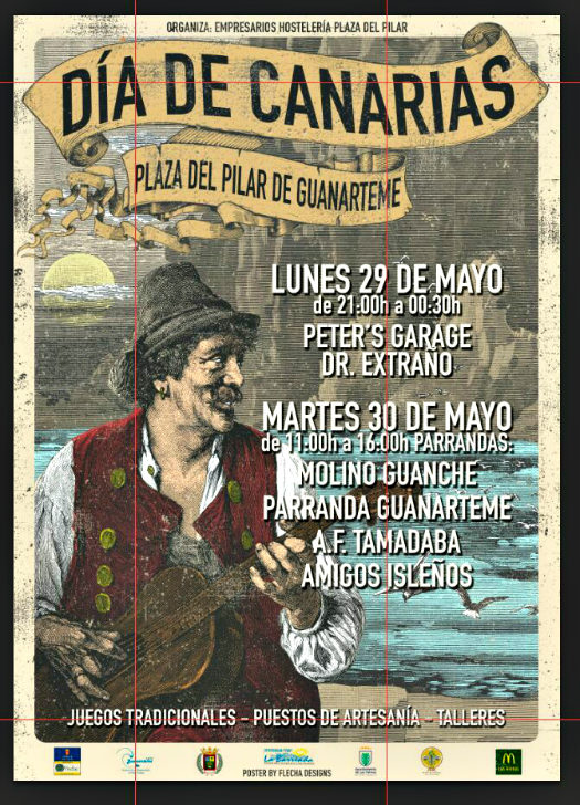 Día de Canarias: Canary Islands day in May