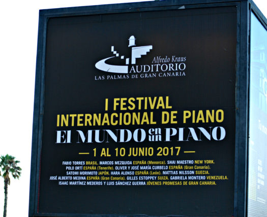 Things to do on Gran Canaria in June include I Festival Internacional de Piano