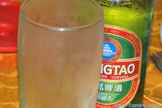 Restaurante Puerta de Oro beer