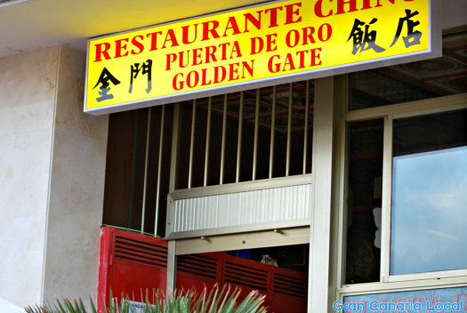 Outdoors at Restaurante Puerta de Oro