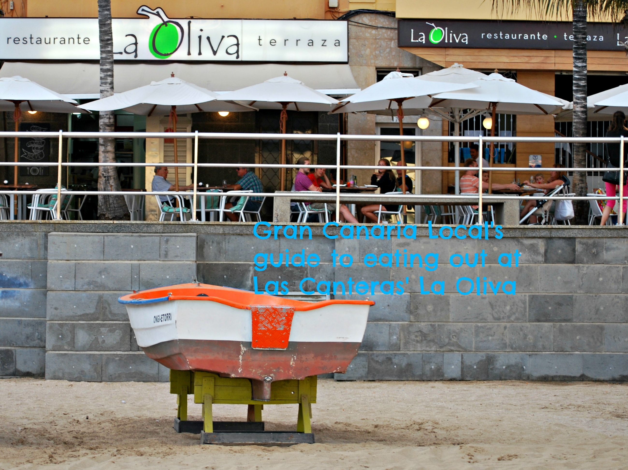 La Oliva restaurante, our latest recommended restaurant