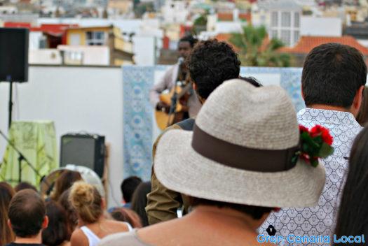 Nayaban Jean plays Sofar Sounds Gran Canaria