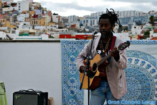 Nayaban Jean at Sofar Sounds Gran Canaria