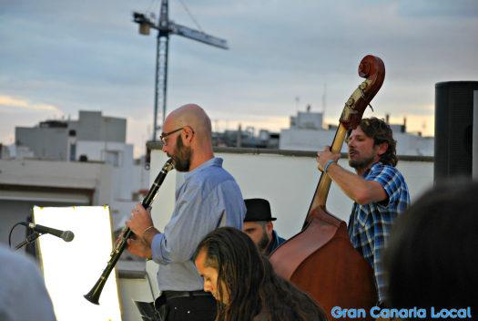 Sofar Sounds Gran Canaria act: Manoucheando Swing