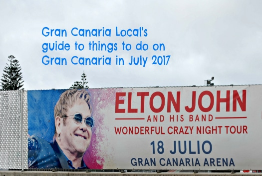 Find out things to do on Gran Canaria in July 2017