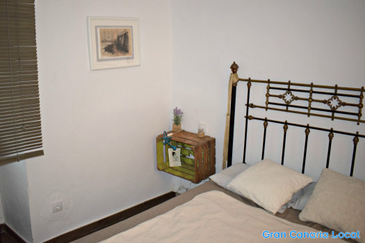 Casa San Roque bedroom