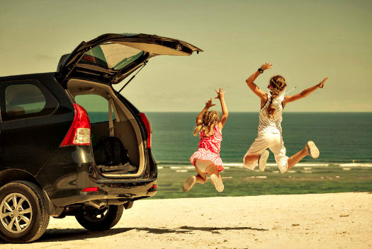 Gran Canaria car hire will take you from terminal floor to shore