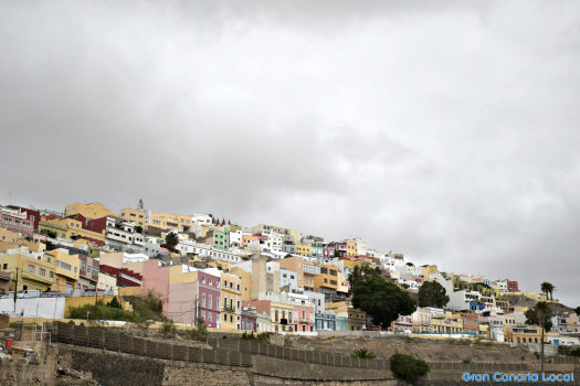 Colourful San Roque