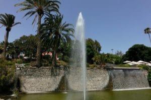 Parque Doramas in Las Palmas de Gran Canaria